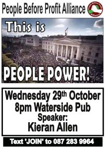 Clondalkin_PBP_Meeting_Oct_29th