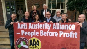 At the launch of AAA-PBP